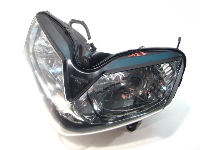 honda cbr 125 r jc34 scheinwerfer lampe vorne headlight. Black Bedroom Furniture Sets. Home Design Ideas